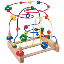 Wooden Bead Maze - Fantasy 20551 Bead Frame Educational Toys 18month+
