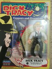 1990 Dick Tracy Coppers & Gangsters Playmates Action Figure Nip