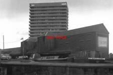 PHOTO  1975 CANAL WAREHOUSE BISHOP STREET BASIN COVENTRY THE TERMINAL BASIN AND
