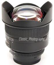 Nikon AF Nikkor 14mm 1:2.8D ED ULTRA-WIDE-Angle Nikon Ai-S Lens Film & DIGITAL