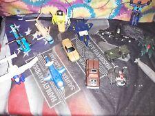 Mixed Lot Of 1980's (14)G1 Transformers Gobots Bandai Takara