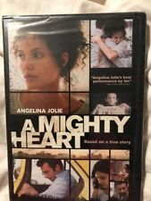 A Mighty Heart (DVD, 2007) True Story - Angelina Jolie - BRAND NEW/FACTORY SEAL