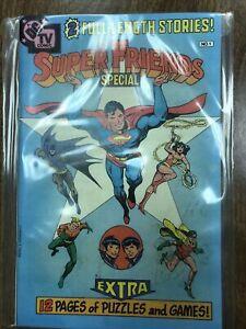 DC Comic Super Friends Special Number 1 [DC, 1981] RARE BOOK VF+/NM-  NO RESERVE