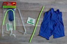 Ultimate Expanding Foam Insulation Sealant Straw Great Stuff Nozzle Kit