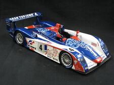 Spark Oreca Audi R8 2005 #4 Montagny / Gounon / Ortelli 24h Le Mans (MCC)