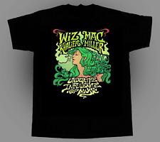 Rare! Mac Miller Wiz Khalifa  T-shirt Tee Men Size S M L XL 234XL PP170