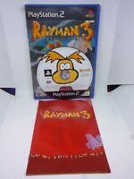 Sony Playstation 2  Rayman 3 Hoodlum Havoc European Version Gaming Gamers