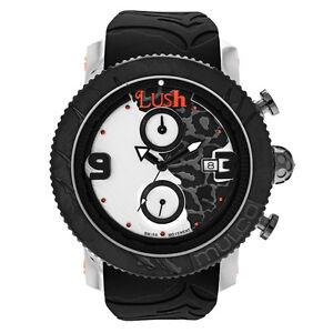 Mulco Unisex Black Silicone Band Steel Case Swiss Quartz Watch MW5-2496-025
