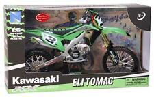 Ray MX Kawasaki Eli Tomac Racing 2019 1 6 off Road Dirt Bike Toy