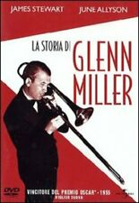 LA STORIA DI GLENN MILLER  DVD MUSICALE