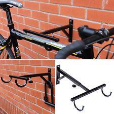 Wall Mounted Bike Hanger Adjustable & Secure Cycle Hook Storage Rack