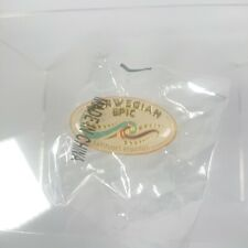 More details for norwegian epic ncl latitudes reward collectible lapel pin discontinued rare!