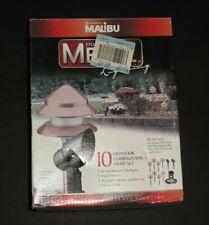 Malibu LT49710TK Floodlight Set - 10 Lights - New Open Box!