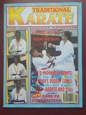 Traditional Karate Magazine - Jan 1993 Vol.7 No.5 - #B2077