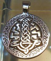 Pendant Torus Hammer Amulet Jewelry 925 sterling silver (c611) Bitcoin