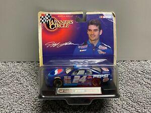 1998 Jeff Gordon 24 Monte Carlo Pepsi Nascar Winner's Circle 1:43 Scale Race Car