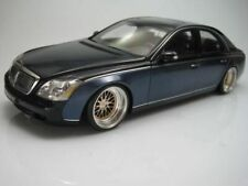 1/18  Autoart Mayback 57 B6 696 2157 modificado tunning rare cochesaescala