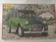 Citroen 2CV Ente Auto PKW 1:24 *NEU*  Heller Plastikbausatz