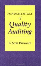 Fundamentals of Quality Auditing