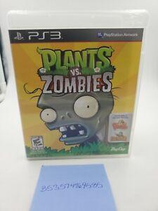 Plants vs. Zombies (Sony PlayStation 3, 2011)