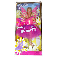 Original Mattel Flying Butterfly Barbie, NEU, OVP, Nr. 29345