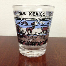 Shot Glass From New Mexico