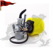 22mm Carburatore Filtro aria pulita Per 110 125cc ATV Quad Go Kart Pit Pro Dirt