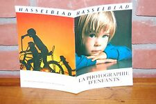 REVUE HASSELBLAD LA PHOTOGRAPHIE D'ENFANTS 08/1976