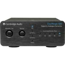 Cambridge Audio DacMagic 100 Convertitore Digitale ad Analogo - Nero