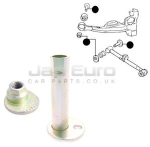 For Toyota Rav4 00-05 Rear Trailing Control Arm Cam Bolt Bolt Sleeve And Nut