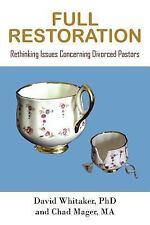 Full Restoration by David Whitaker (2005, Paperback)