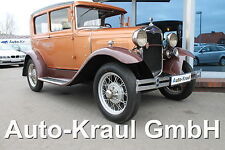 1930 Ford Modell A Tudor Sedan Oldtimer