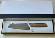 Victorinox Santoku Damast 2020 / Limitiert 1884 Stück / Schweizer Messer Swiss