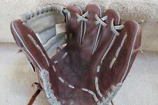 """New listing Easton Pre owned Mako Beast 11"""" Baseball Glove RHT Model MKYBST1100 Steerhide"""
