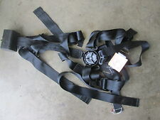 NOS 4-Point Seat Belt Harness by Koch, for Helicopter Gunner Seat, Racing