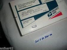 2001 P NORTH CAROLINA NC STATE QUARTER US MINT UNC BAG 100 BU COINS NIB