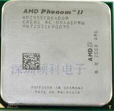 AMD Phenom II X4 955 3.2 GHz Quad Core Processor AM3 AM2+ CPU Black Edition