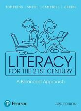 NEW Literacy for the 21st Century 3ed By Gail E. Tompkins Paperback