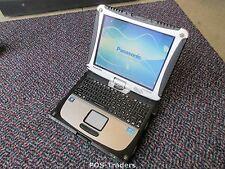 Panasonic Toughbook CF-19 MK5 GPS Touchscreen Rugged I5 3Ghz 8GB DDR3 320GB Win7