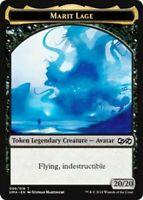 MtG x1 Marit Lage Token - Ultimate Masters - English - Magic the Gathering Card