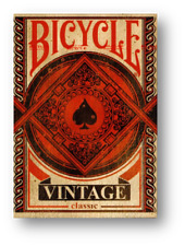 Bicycle Vintage Classic Playing Cards Poker Spielkarten Cardistry
