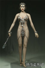 "1/6th Customize Clothing For 12"" Phicen Female Large Breast Figure God Of Love"
