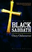 """""""Black Sabbath"""" by Rosen, Steven Paperback Book The Fast Free Shipping"""
