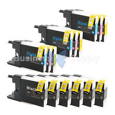 15 PACK LC71 LC75 Ink Cartridge for Brother MFC-J5910DW MFC-J625DW MFC-J6510DW