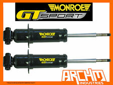 VE / VF COMMODORE SEDAN - MONROE GT SPORT LOWERED REAR GAS SHOCKS