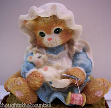 Calico Kittens You Make It All Better # 102202 ~Nib * Free Usa Shipping!