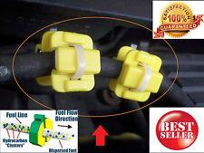 2 X Ultra Magnético Ahorrador de combustible 25% de la gasolina diesel Jeep Barco Van 4x4 Auto Moto Bicicleta
