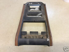 1971 1972 1973 Ford Mustang Center Dash Bezel Used D1ZB-6504302-AWA