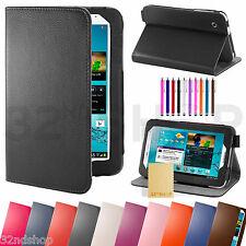 Nuevo Soporte Funda de Polipiel para Samsung Galaxy Tab 2 7.0 P3100