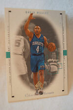 "NBA Card - Upper Deck - ""SP Authentic Series"" - David Wesley - Hornets"